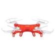 Drone Explorer Vermelho 2.4g 4 Canais