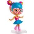 Mini Boneca Barbie 15 Cm - Barbie Video Game Hero - Mini Pixels Amiga Branca - Mattel