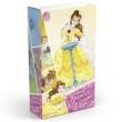 Quebra - Cabeça com Contorno - Disney - Princesas - Bela - Grow
