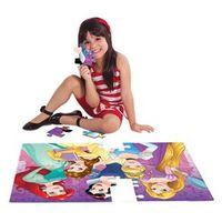 Quebra - Cabeça Grandão - Princesa Disney - 48 Peças - Jak