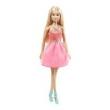 Boneca Barbie Básica Rosa Glitz - Mattel