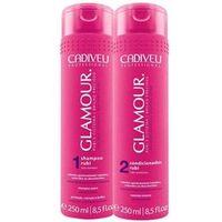 Cadiveu Glamour Rubi Kit Shampoo e Condicionador 2 x250ml