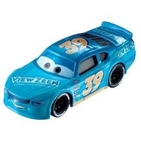 Carros 3 Diecast Buck Bearingly - Mattel