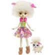 Enchantimals Boneca e Bichinho Lorna Lamb - Mattel