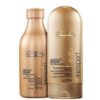 Kit Cortex Lipidium Loreal Shampoo 250ml Condicionador 150ml