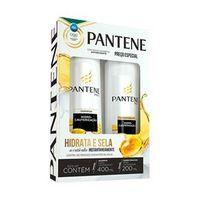 Kit Pantene Shampoo + Condicionador Hidrocauterização