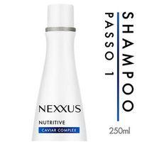 Shampoo Nexxus Nutritive para Cabelos Ressecados - Passo 1