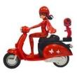 Veículo e Boneca - Miraculous - LadyBug - Scooter da LadyBug - Sunny