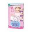 Boneca Mini Baby Faz Xixi 35 Cm Super Toys