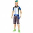 Boneco Ken Articulado 30 Cm - Barbie Video Game Hero - Ken - Mattel