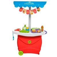 Brincadeira de Casinha - Food Truck com Sons - Calesita