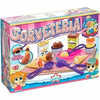 Brinquedo Crec Crec Sorveteria - Big Star - 344 - ccs