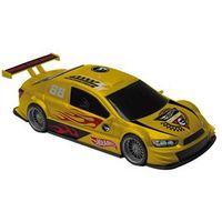 Carrinho Hot Wheels - Evil Racer - Amarelo - Candide