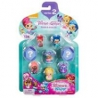 Conjunto de 8 Mini Bonecas - Shimmer & Shine - Pack 5 - Fisher - Price