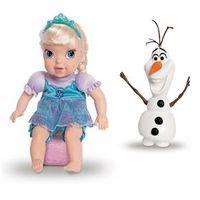 Conjunto de Bonecas - 30 Cm - Disney - Frozen - Elsa e Olaf - Mimo