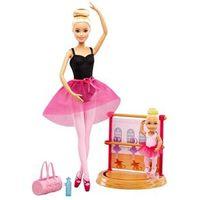 Conjunto de Bonecas - Barbie - Barbie Profissões - Professora de Ballet - Mattel