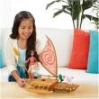 Conjunto de Figuras com Veículo - Disney - Moana Barco e Amigos - Hasbro