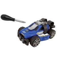 Conjunto de Montagem - Meu Pequeno Engenheiro - Garagem S / A - Veículo de Polícia - Candide