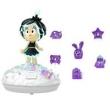 Kit com Playset e Mini Bonecas - Hanazuki - Jardim da Meia Noite e Hemkas Roxos - Hasbro