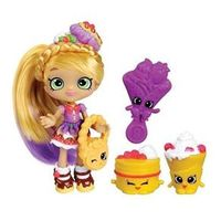 MINI BONECA SHOPKINS PATI KEKA SHOPPIES DTC