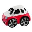 Mini Carrinho - Turbo Touch Racer - Meu Primeiro Fiat 500 - Chicco