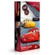 Quebra - Cabeça - 200 Peças - Disney - Cars 3 - Metalizado - Toyster