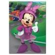 Quebra - Cabeça - 200 Peças - Minnie - Mickey Aventuras Sobre Rodas - Disney - Toyster