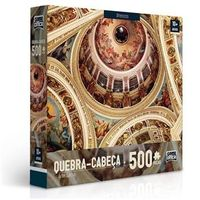 Quebra - Cabeça - 500 Peças - Arte Sacra - Toyster