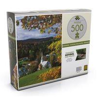 Quebra Cabeça 500 Peças Outono Nos Alpes - Grow