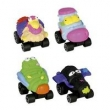 Trash Wheels Blister Com 4 Sortidos - Dtc