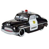 Veículo Roda Livre - 16 Cm - Disney - Pixar - Carros 3 - Xerife - Mattel