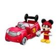 Veículo Transformável 2 em 1 - Disney - Mickey Aventura Sobre Rodas - Mickey - Fisher - Price