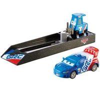 Carrinho Disney Carros com Lançador Raul CaRoule Mattel
