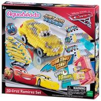 Cars 3 3D Cruz Ramirez Set