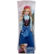 Disney Princesas Frozen - Anna Vestido Brilhante - Mattel