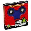 Hand Spinner Anti Stress Certificado - Fidget Giro Spinner - Azul - DTC
