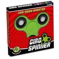 Hand Spinner Anti Stress Certificado - Fidget Giro Spinner - Verde - DTC