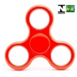 Hand Spinner Anti Stress Certificado - Fidget Light Spinner - Vermelho - Candide