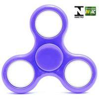 Hand Spinner Anti Stress Certificado - Fidget Spinner Giraluz - Roxo - DTC
