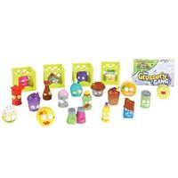 Kit Mini Figuras Grossery Gang - Box trash Pack e Mini Figuras Surpresa - DTC