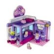 Playset e Mini Figuras - Shopkins - Kinstructions - Slumber Fun - DTC