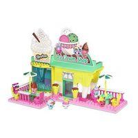 Playset e Mini Figuras - Shopkins - Kinstructions - Sorveteria - DTC