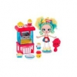 Playset e Mini Figuras - Shopkins - Pipoquerida - DTC