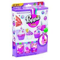 Poppit Kit Refil Mini Cupcakes - DTC