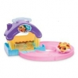 Conjunto Casa Hamsters Candide - Sunny