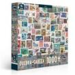 Quebra - Cabeça - 1000 Peças - Coleções - Selos - Toyster