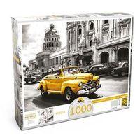 Quebra - Cabeça - 1000 Peças - Old Havana - Grow