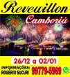 REVEILLON CAMBORIÚ-SC - 7 DIAS - SUCURI VIAGENS-14-99779-5969