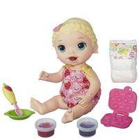 Boneca Baby Alive Lanchinhos Divertidos Loira B5013 Hasbro