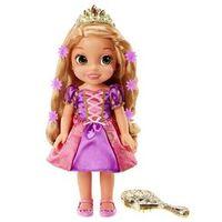 Boneca Princesas Disney - Rapunzel Cabelos Brilhantes com Som e Luzes - Sunny